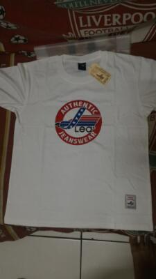 Kaos Baju T-Shirt Lea Jeans Authentic Original
