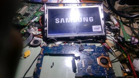 Part laptop minboard samsung