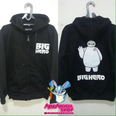 Zipper Big Hero 6