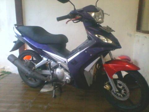 Yamaha jupiter mx 135 old