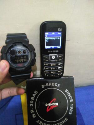 G Shock GD 120 MB