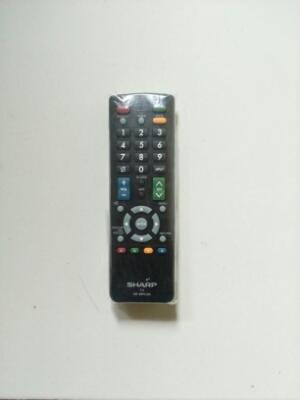 Remote tv led sharp ori
