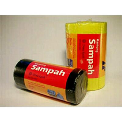 Plastik sampah roll/pack