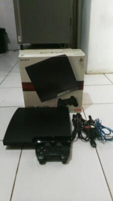 Wts ps3 slim cech 2102 hdd 250gb cfw 4,78,1