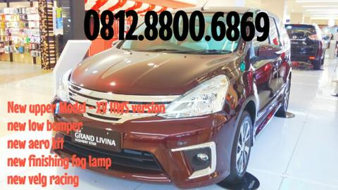 PROMO - NEW UP MODEL GRAND LIVINA MY 2016