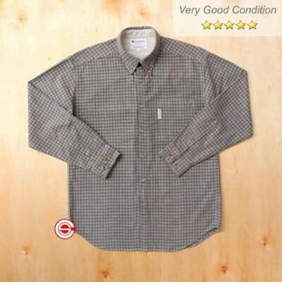 Kemeja flanel columbia second