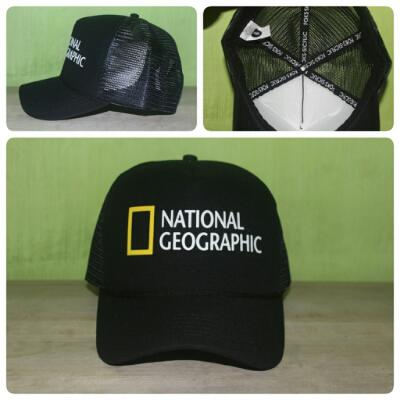 Trucker Cap Natgeo (National Geographic)