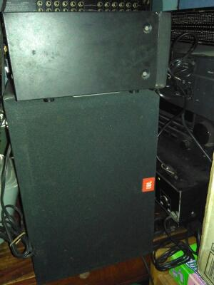 Subwoofer JBL second