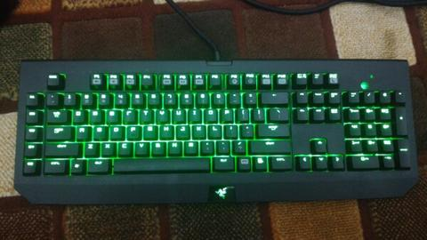 Keyboard Razer Blackwidow Ultimate 2013