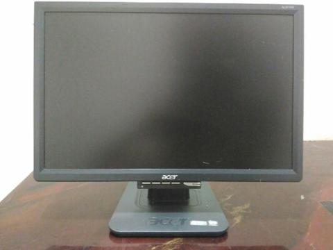 "MONITOR LED ACER 20"" SECOND"