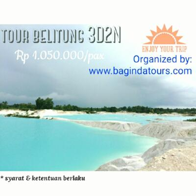 BEST DEAL TOUR BELITUNG 3D2N