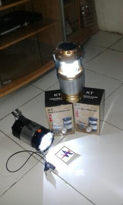 lampu emergency senter