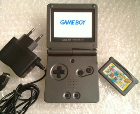Gameboy Advance SP Nintendo 101 Brighter