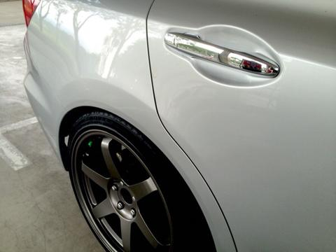 For Sell Velg Rep. TE37 18""