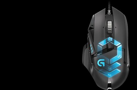 Logitech G502 Gaming Mouse Proteus Spectrum NEW and ORIGINAL 100%