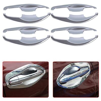 ALL NEW CRV CHROME OUTER COVER PINTU