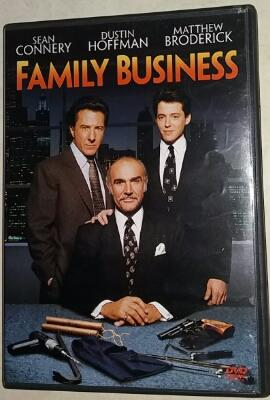 DVD - Family Business (1989)