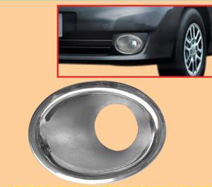 NISSAN EVALIA CHROME FOGLAMP COVER