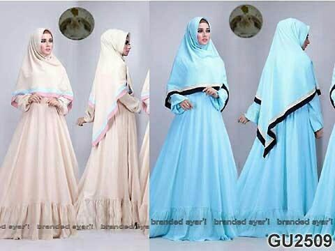 Busana Muslimah Kinay Dress GU2509