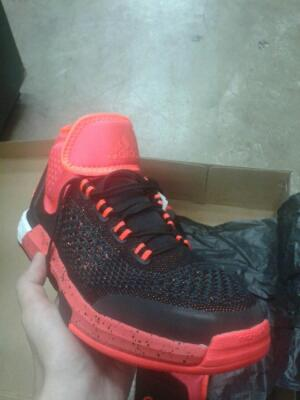 Adidas Crazylight Boost Prim 2015 Mid Red