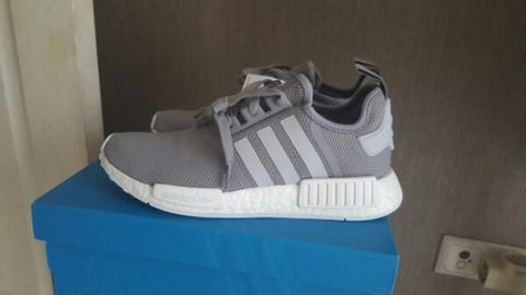 WTS/WTT NMD GREY CHARCOAL not jordan yeezy ultraboost