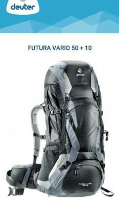 Tas Carriel Deuter Futura Vario 50+10L