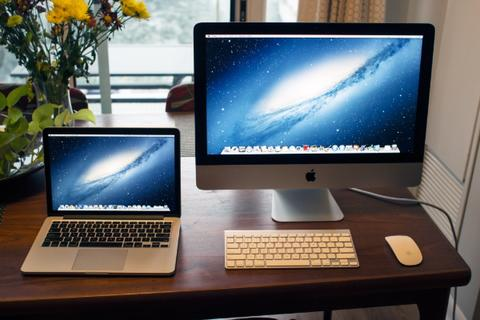 NEW MACBOOK AND IMAC