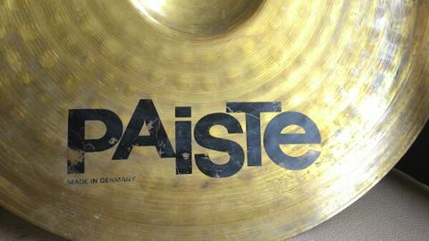 Jual 1 Set Cymbal Paiste 302 made in Germany