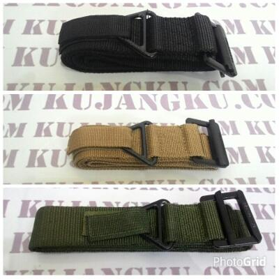 Sabuk ikat pinggang blackhawk tactical army