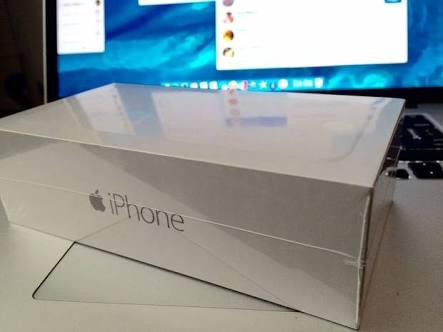 iPhone 6 Plus 16GB Grey COD Bandung