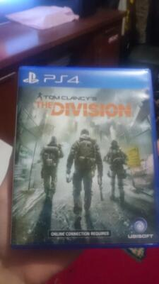 BD PS4 The Division Reg 3