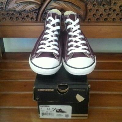 (ORIGINAL) CONVERSE CT LEAN MID BRANCH OX (147042C)
