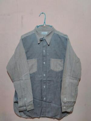 Kemeja Chambray Warehouse Co