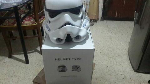 WTS: Stormtrooper Helmet by Andrew Ainsworth (Shepperton Design Studios)