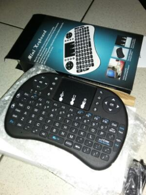 Wireless mini keyboard BNOB