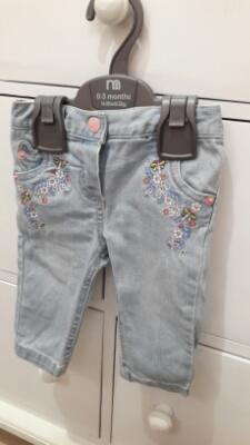 Second like new Mothercare Jeans