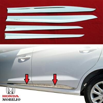 HONDA MOBILIO CHROME LIST BODY SAMPING