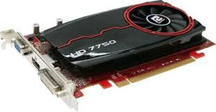 Powercolor Vga amd hd 7750 1gb gddr5