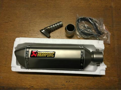 Akrapovic Evolution (Made in Taiwan)
