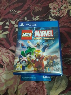 Wts bd ps4 lego marvel super heroes mulus