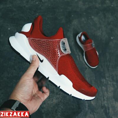 official photos 1882e df6d1 NIKE SOCK DART GYM RED not jordan nmd chicago bred yeezy boost