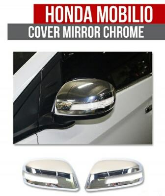 HONDA MOBILIO CHROME COVER SPION