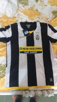 new products 8bd51 50f61 Terjual Jersey Juventus Home 2009 / 2010 Grade ori size M
