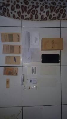 Samsung Galaxy S5 Fullset Original BlackSilver