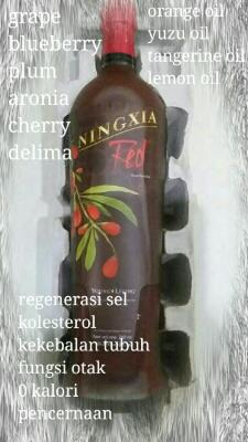 Ningxia Red, Young living