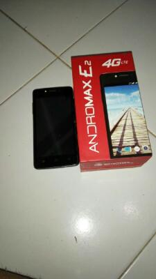 Andromax E2 4G lte (second like new)