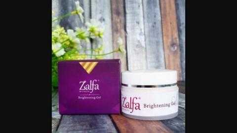 Zalfa Miracle Brightening gel