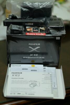 New BNiB Fujifilm XE2 Body saja by FFi