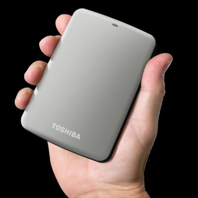 Toshiba Canvio Connect 500GB USB 3.0 Harddisk External / HDD NEW and ORIGINAL 100%