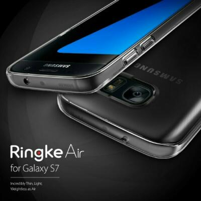 Ringke Air For Samsung Galaxy S7 / Case Crystal View NEW and ORIGINAL 100%